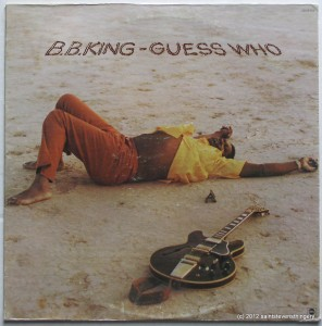BB King / Guess Who front