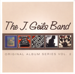 The J. Geils Band Box 2 Front